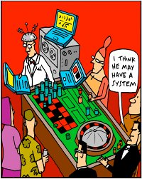roulette system cartoon