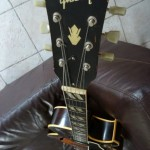 headstock of ES175