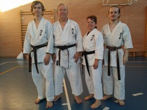 Black Belt Morton Family