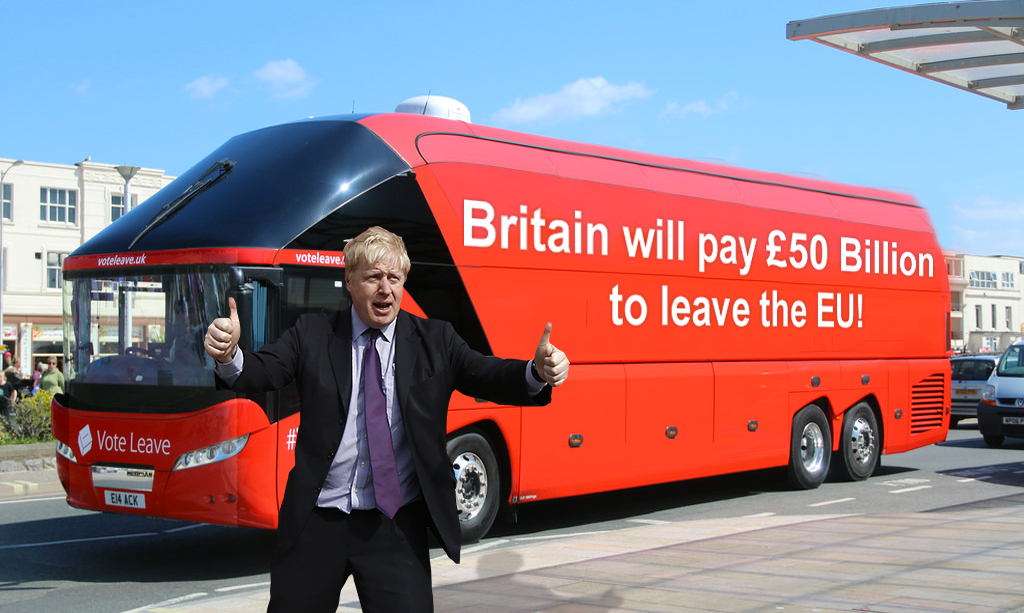 What the real red BREXIT bus should have said.